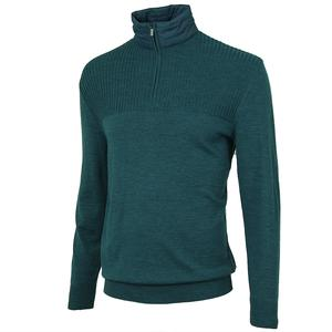 Bugatchi Wool Half Zip Sweater (Men's)
