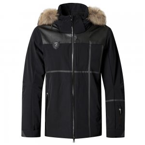 Sportalm Jib Insulated Ski Jacket with Fur (Men's)