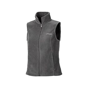 Women's Benton Springs Fleece Vest--Plus Size