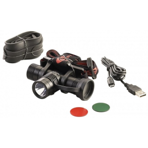 Streamlight ProTac HL 1000 Lumens USB Rechargeable Headlamp, Black