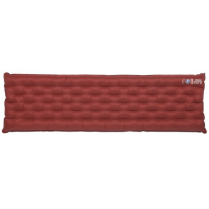Big Agnes Insulated Q-Core Sleeping Pad-Rust-Regular