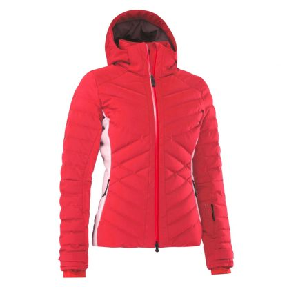 Mountain Force Ava Down Colorblock Womens Insulated Ski Jacket