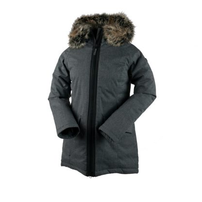 Obermeyer Alexa Parka w/Faux Fur Womens Jacket
