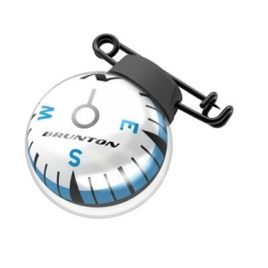 Brunton Tag Along Globe Ball Compass