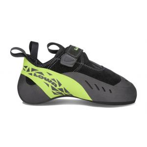 Lowa Rocket Climbing Shoe - Men's, Black/Lime, 5, Medium