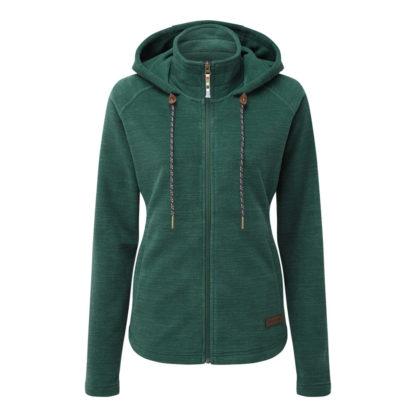Sherpa Sonam Hooded Womens Jacket