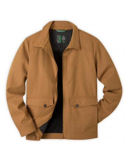 Men's Beira Wool Coat