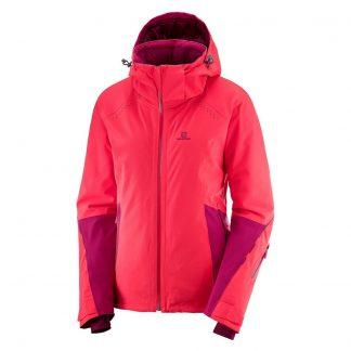Salomon Icecrystal Womens Insulated Ski Jacket