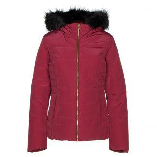 Obermeyer Beau w/ Faux Fur Womens Insulated Ski Jacket