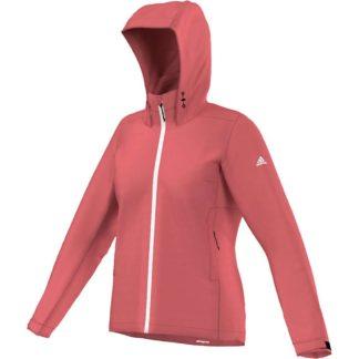 Adidas Women's Wandertag Insulated Jacket - Large - Super Blush