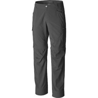 Columbia Men's Silver Ridge Stretch Convertible Pant - 52x34 - Grill F18