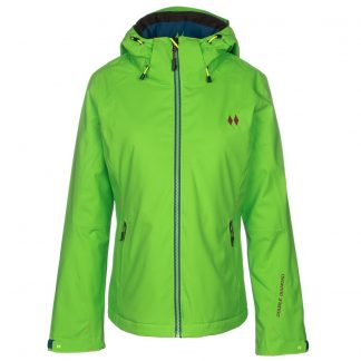 Double Diamond Crest Womens Insulated Ski Jacket