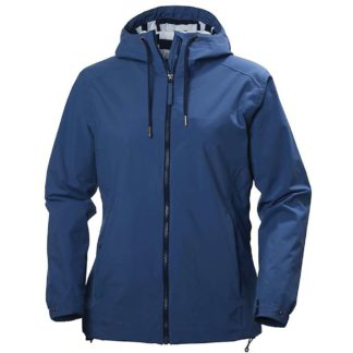 Helly Hansen Women's Rigging Rain Jacket - XS - Marine Blue