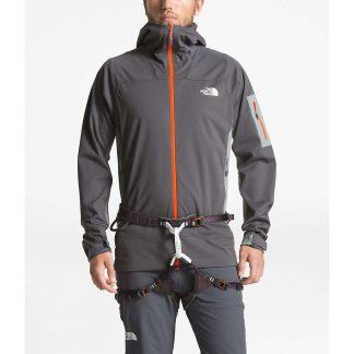 The North Face Men's Impendor Soft Shell Jacket - Large - Vanadis Grey / Mid Grey