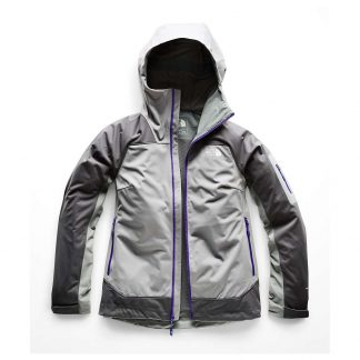 The North Face Women's Impendor Soft Shell Jacket - Medium - Mid Grey / Vanadis Grey