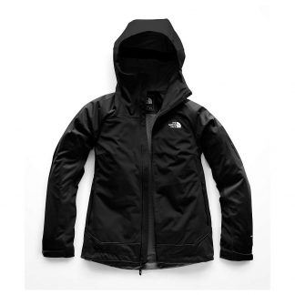 The North Face Women's Impendor Soft Shell Jacket - Medium - TNF Black / TNF Black