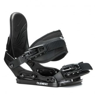 5th Element Stealth Kids Snowboard Bindings