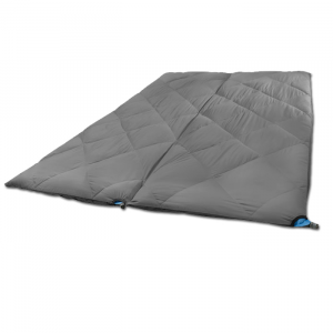 Gray Therm-A-Rest Down Sleeping Pad Coupler - Regular
