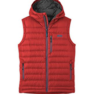 Men's Hometown Down Hooded Vest-2018