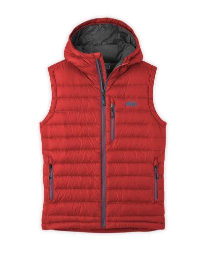 Men's Hometown Down Hooded Vest-2018