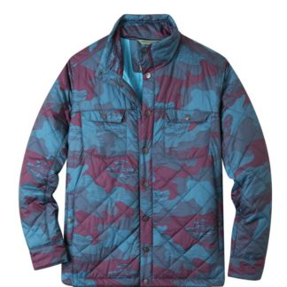 Men's Skycrest Insulated Snap Shirt-2018