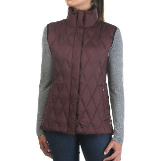 Moosejaw Women's Woodward Down Vest - XS - Bordeaux