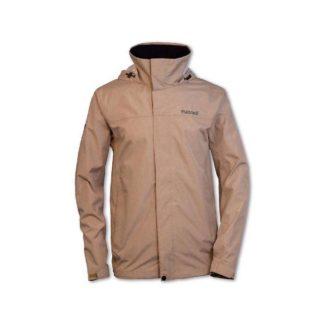 Purnell Men's Upgrade Travel Shell Jacket - Medium - Tan