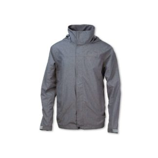 Purnell Men's Upgrade Travel Shell Jacket - Small - Dark Grey