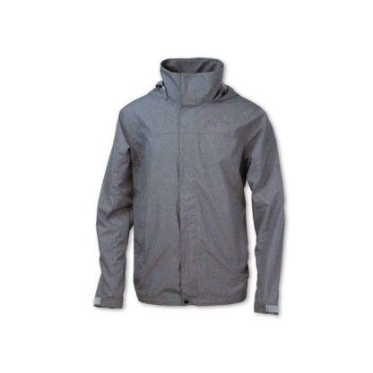 Purnell Men's Upgrade Travel Shell Jacket - Small - Dark Grey