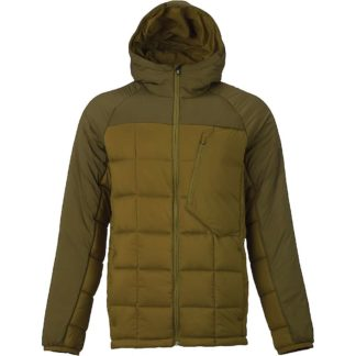 Burton Men's [ak] NH Insulator Jacket - Small - Jungle / Fir
