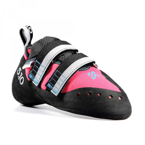Five Ten Women's Blackwing Climbing Shoe - 5 - Pink / Blue