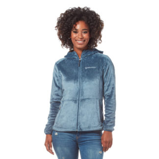 Free Country Heather Butterpile Womens Jacket