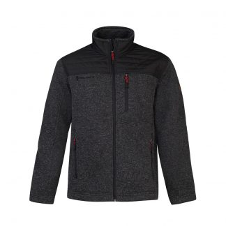 Free Country Heather Sweater Mens Jacket