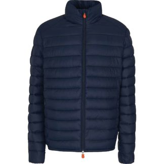 Save The Duck Basic Men's Insulated Jacket - XL - Navy Blue