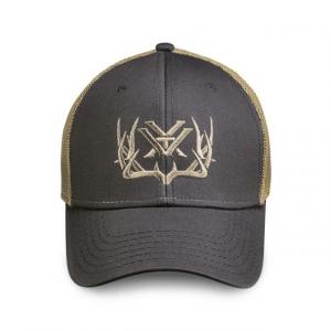 Vortex Men's Mule Deer Cap, Grey