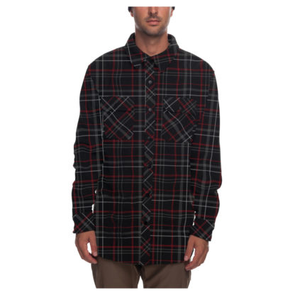 686 Sierra Men's Fleece Flannel Shirt 2019
