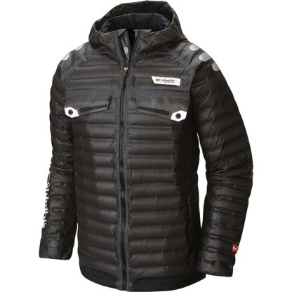 Columbia Men's PFG Force 12 Insulated Jacket - XL - Black