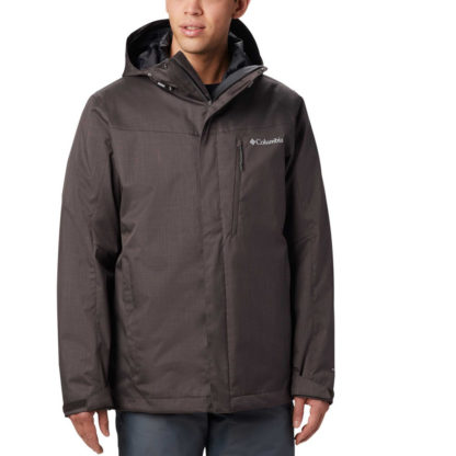 Columbia Whirlibird IV Interchange - Big Mens Insulated Ski Jacket