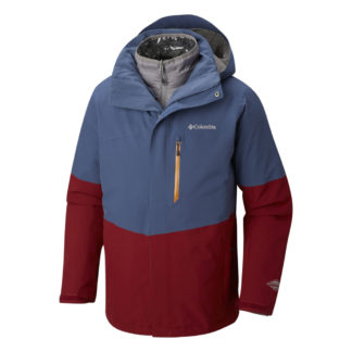 Columbia Wild Card Interchange Mens Insulated Ski Jacket
