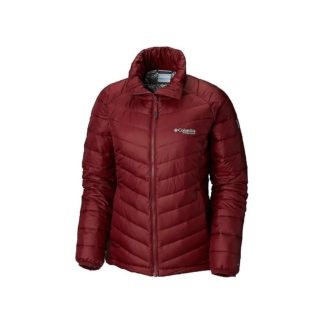 Columbia Women's Snow Country Jacket - Small - Rich Wine