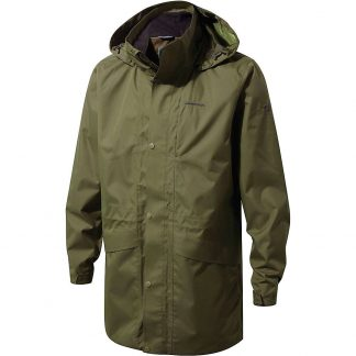 Craghoppers Men's Brae Jacket - Small - Dark Moss