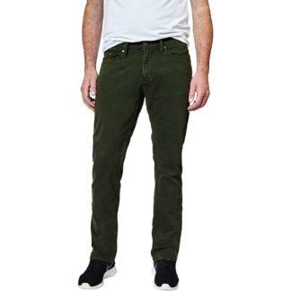 DU/ER Men's No Sweat Slim Fit Pant - 38X32 - Olive