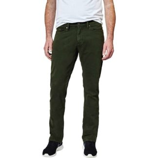 DU/ER Men's No Sweat Slim Fit Pant - 38X32 - Olive