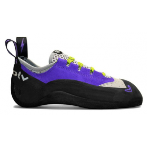 Evolv Nikita Climbing Shoe - Women's-Violet/Grey-5 US