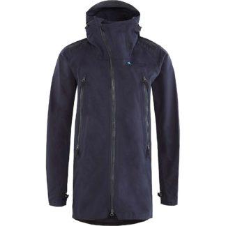 Klattermusen Women's Midgard Shell Jacket - Large - Storm Blue