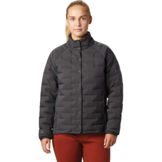 Mountain Hardwear Women's Super/DS Shirt Jacket - Small - Void