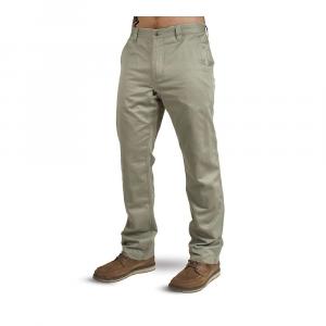 Mountain Khakis Men's Relaxed Fit Teton Twill Pant - 32x34 - Olive