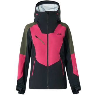 Oakley Women's Spellbound 2.0 Shell 3L GTX Jacket - Medium - Blackout