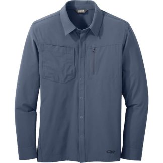 Outdoor Research Men's Ferrosi Shirt Jacket - XL - Steel Blue