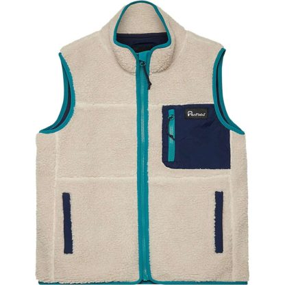 Penfield Women's Mattawa Fleece Vest - Large - Tan